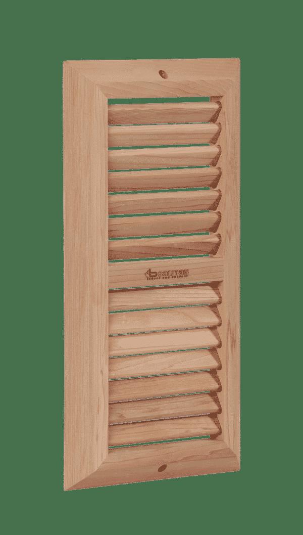 indoor Sauna vent