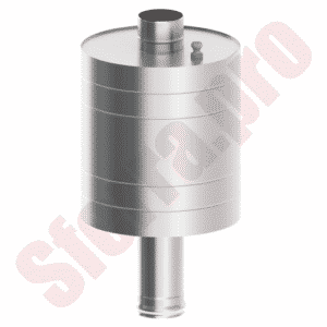 Stainless steel water tank 50L