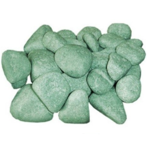 Jade Premium Sauna Stones<br>You need 5 boxes for this heater