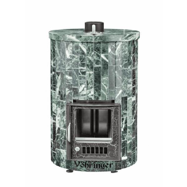 VÖHRINGER Comfort StoneWood-Burning Sauna Heater / Stove Up to 635 cubic feet sauna