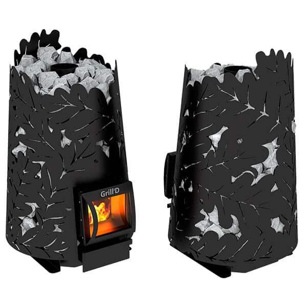 Grill'D Dubravo 180 ShortWood-Burning Sauna Heater / Stove